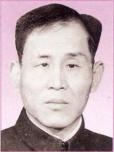 王锐锋  书记(1958.7-1960.8)